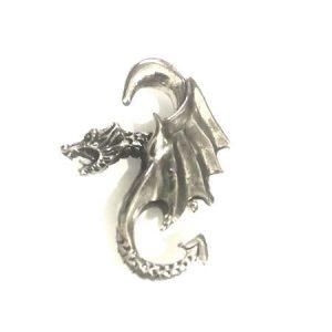 alargador peso dragao Dracarys, para alargar a sua orelha.