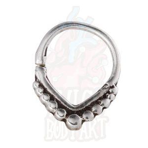 piercing de septo hari prata 925