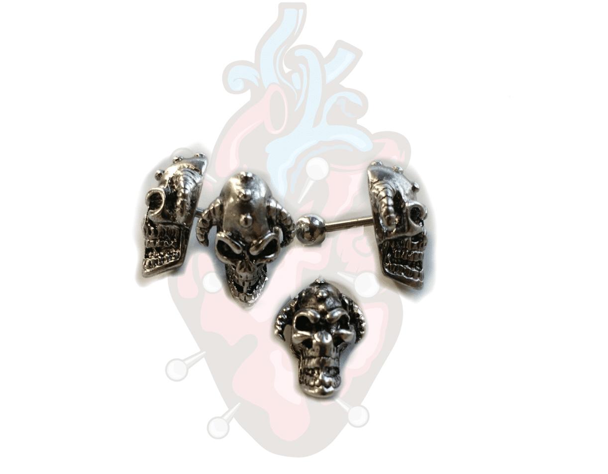 labret skull